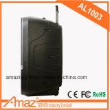 工場価格の熱い販売の携帯用トロリースピーカー