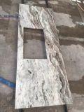 Countertop van het Graniet van de fantasie Bruine/Hoogstaande