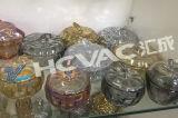 Macchina di vetro dorata della metallizzazione sotto vuoto degli articoli per la tavola PVD della tazza