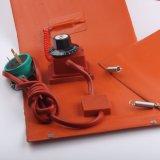 12V de borracha de silicone flexível Almofadas de assento do Aquecedor