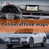 Navigatore di GPS dell'automobile da 7 pollici per Audi A4 2017 con l'interfaccia Android