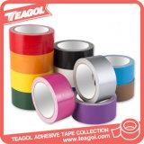 Cinta adhesiva del paño a prueba de calor, cinta del conducto del paño