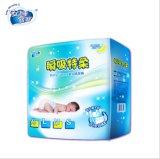 Cheap dorloter douce et respirante couches pour bébés jetables
