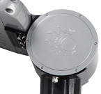 60W impermeabilizan IP65 al aire libre todos en una luz solar de la calle LED del sensor de movimiento