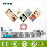 Tampon de coton célèbre de qualité de Forbona de marque de la Chine faisant la machine