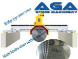 Шатия машинного оборудования Aga увидела автомат для резки резцового блока гранита (DQ2500)