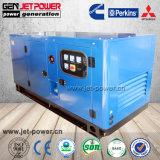 Insonorisées 125kVA Groupe électrogène Diesel avec 6 moteur BTA5.9-G2 60Hz