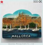 Informação Turística Loja diversos 3D Magneto Dom promocionais em espanhol frigobar Ímã