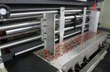 Четыре цветной печати совмещая&высекальная машина вращающегося решета