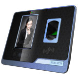 Toegang Contrpl van de Scanner van het Apparaat en van de Vingerafdruk van de Erkenning van het Systeem van de Opkomst van WiFi de Biometrische Gezichts