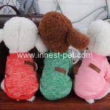 暖かい犬の衣服、方法ペット衣類の供給、犬のポロシャツ