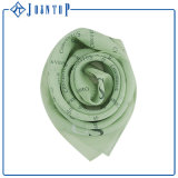 Impression faite sur commande de Digitals des prix d'écharpe en soie bon marché d'écharpe