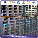 De U-balk van het roestvrij staal voor de Structuren van de Techniek (CZ-C131)