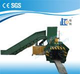 In pieno pressa per balle orizzontale automatica Hba120-110130 per il film di materia plastica