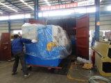 Máquina de cisalhamento do feixe de giro hidráulico, máquina de corte de cisalhamento, cisalhamento Guilhotina (com controlador de CN Simples) , Shear