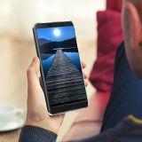 Flexibler weicher TPU hybrider Stoßtelefon-Gummikasten für den Huawei Gehilfen 10 PRO