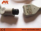 AAMI DIN стиле данным приложениям дополнительно требуется ЭКГ кабель