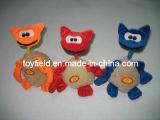 Mascota de suministro de productos de juguetes de peluche de perro de peluche juguete de Navidad