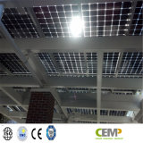 Il sistema di BIPV ha riconosciuto il comitato solare policristallino 305W