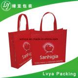 Hot Sale Recyclable Sac shopping PP non tissé