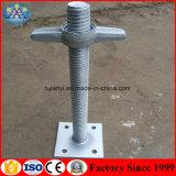 Baugerüst-Unterseiten-Arbeits-Stützstützbalken-Schraube Jack für Aufbau