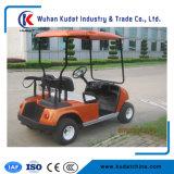 Aprovado pela CE 2 Seaters Electric carrinho de golfe