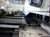 Scherende Machine die wordt gebruikt om de Plaat van de Straal van de Bodem van de Vrachtwagen van 12m te snijden