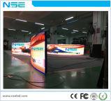 큰 화면, LED 위원회, 발광 다이오드 표시를 광고하는 유연한 P4mm 풀 컬러
