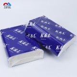 Celulose virgem dobrada de papel-toalha de mão