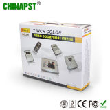 Sonnette visuelle de câble par moniteur lcd le meilleur marché de couleur de Handfree (PST-VD906C)