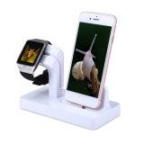 Suporte para carregador de Estação de Energia de carga titular para assistir Iwatch Apple iPhone 7