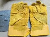 Китай перчатки заварки безопасности Split кожи коровы 10.5 дюймов дешевые