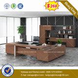 高品質の安い木製のベニヤPVC端バンディングのオフィス表(HX-8NE026)