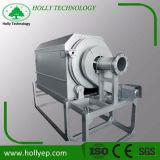 Machine de tamis fin de séparation de solide-liquide de traitement des eaux de perte industrielle
