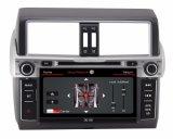 Dubbele GPS van de Auto DVD van DIN voor Toyota Prado 2014