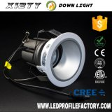 LED ahuecado 4 Downlight, 4 LED cuadrado Downlight, 40m m 50m m 60m m LED Downlight