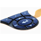 Silicone Rubber Push Snap Keypads Short prop