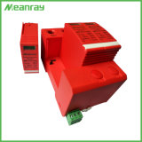 Dispositivo di protezione dell'impulso di CC 800V 3 Palo SPD 20ka di Meanray Mr-PV800 per il sistema solare di PV