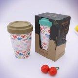 Neue Qualitäts-Bescheinigung-lustige Kaffeetasse mit Karton-Kasten (YK-BC4124)