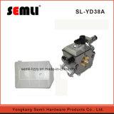 Инструмент для бензинового двигателя газ цепи пилы с утолщенным рычаг тормоза