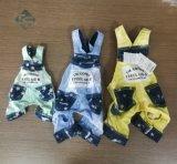 Vêtements du pet/Dog's vêtements fabriqués par tissu Denim colorés