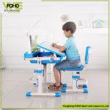 Le bureau ergonomique d'enfants badine l'écriture apprenant le Tableau de relevé réglable d'enfant de hauteur
