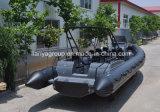 Liya 8.3m de Opblaasbare Boot van de Rib van Navey van de Boot van de Marine van de Rib van de Boot van de Rib van de Boot van de Marine