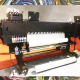 impressora principal do Sublimation do grande formato de 1.8m Xaar 1201 dobro Digital para a impressão de matéria têxtil