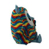 Jolie Owl Unstuffed des jouets en peluche pour les enfants DIY