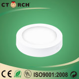Ctorchの高品質の表面円形シリーズLED照明灯6W