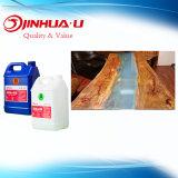 Bueno llegando los pigmentos de color epoxi resina líquida de muebles para el llenado de mesa