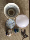 Piezas del bulbo del LED