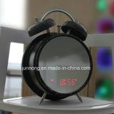 Orologio gemellare della Tabella della visualizzazione di LED dell'allarme di Bell della novità