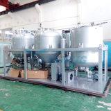 Sistema di pulizia dell'olio di pirolisi del pneumatico Ynzsy-Lty1500